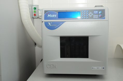 Mineralizator mikrofalowy CEM Mars 5 Digestion Oven