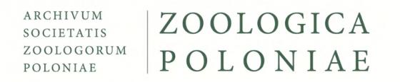 Zoologica Poloniae