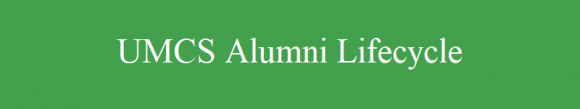 UMCS Alumni Lifecycle