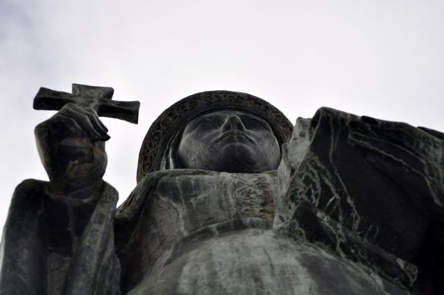 JOANNA ŚLIWIŃSKA Estátua de Mumadona em Guimarães.jpg