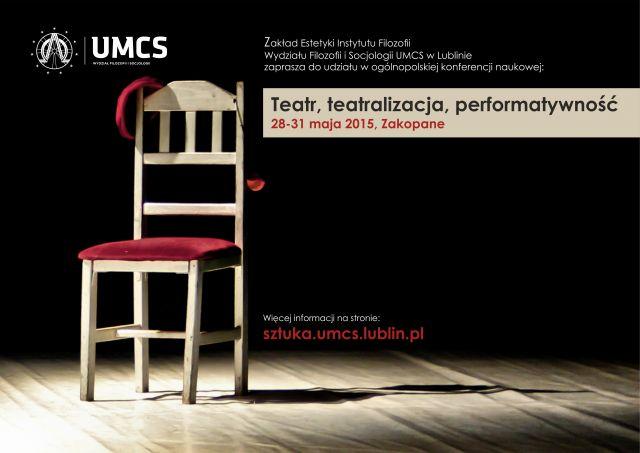 Teatr, teatralizacja, performatywność WFiS - plakat.jpg