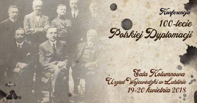 100-lecie Polskiej Dyplomacji