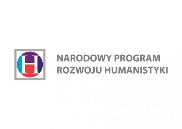 Narodowy Program Rozwoju Humanistyki logo.jpg