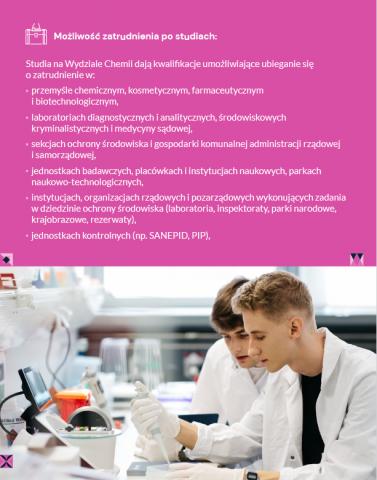 Wydział Chemii UMCS w Lublinie - MOŻLIWOŚCI ZATRUDNIENIA CHEMIKÓW PO STUDIACH.png