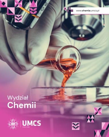 Wydział Chemii UMCS w Lublinie www.chemia.umcs.pl Faculty of Chemistry Maria Curie Sklodowska University, Lublin, Poland.png