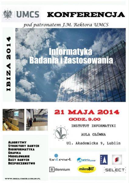 Konferencja IBIZA 2014