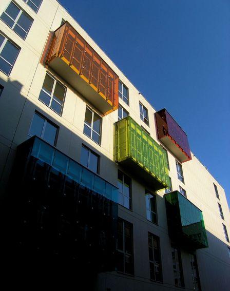 Budynek Instytutu Informatyki UMCS
