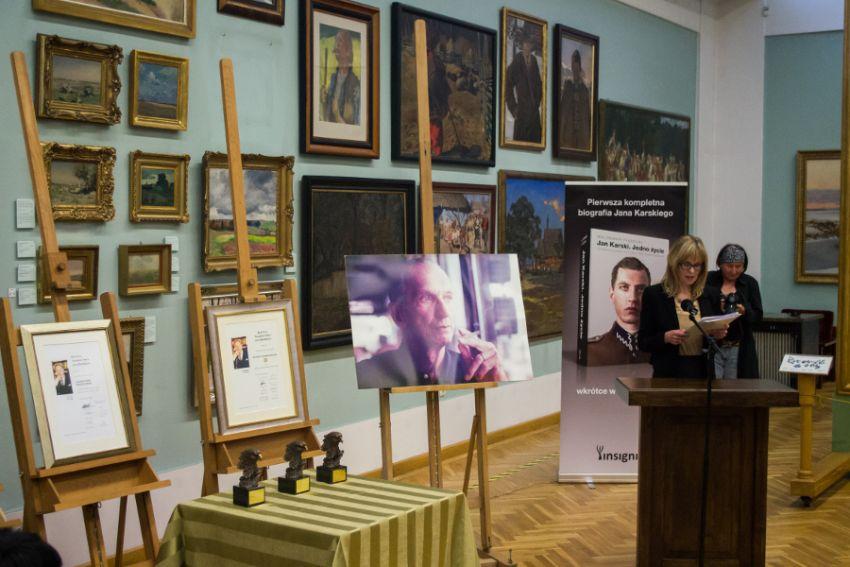 Konferencja: Jan Karski. Misja kompletna