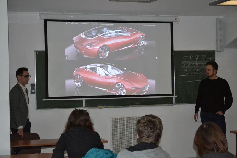 """Projektowanie w praktyce"" - debata studencka"