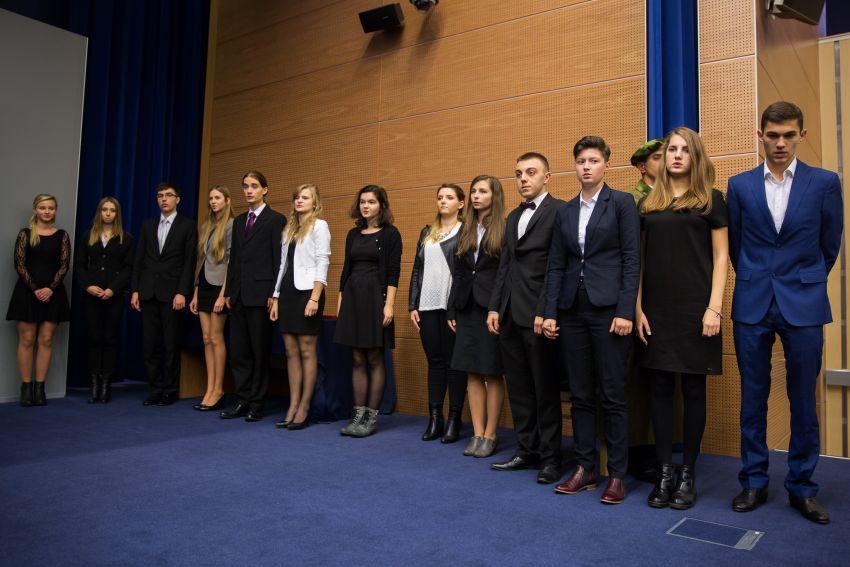 Inauguracja roku akademickiego 2015/2016