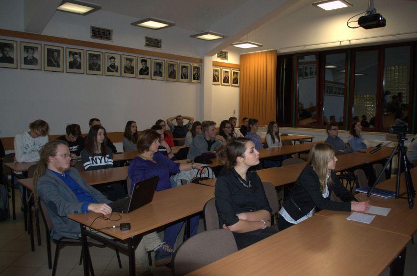 "Debata Studencka - ""Lublin - stolica ruchu..."