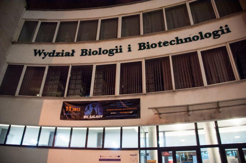 Noc Biologów 2013