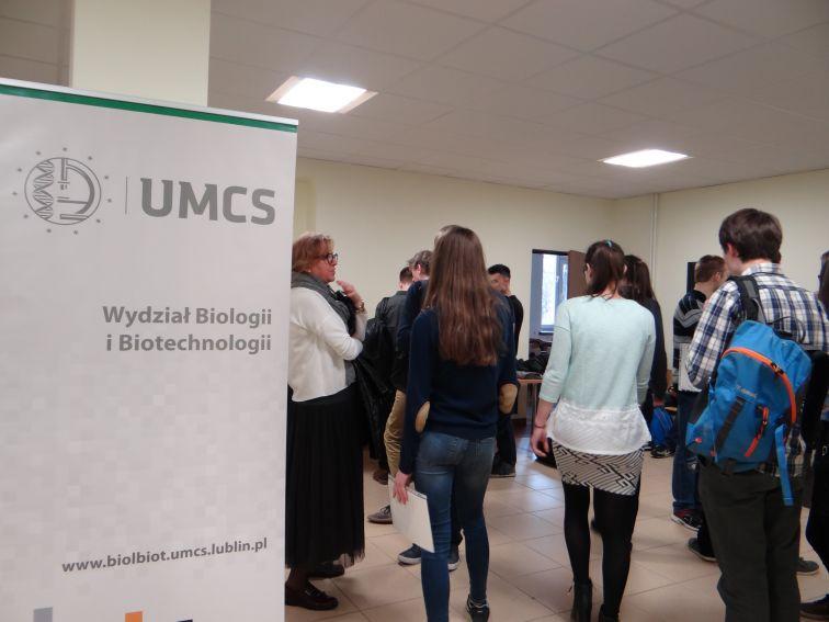 Fotorelacja z VII edycji Konkursu Biochemicznego