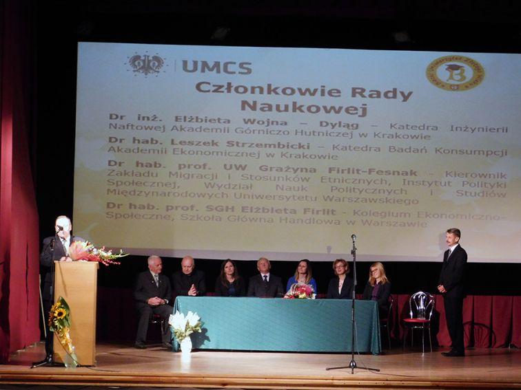 Inauguracja Bieckiego Uniwersytetu Złotego Wieku