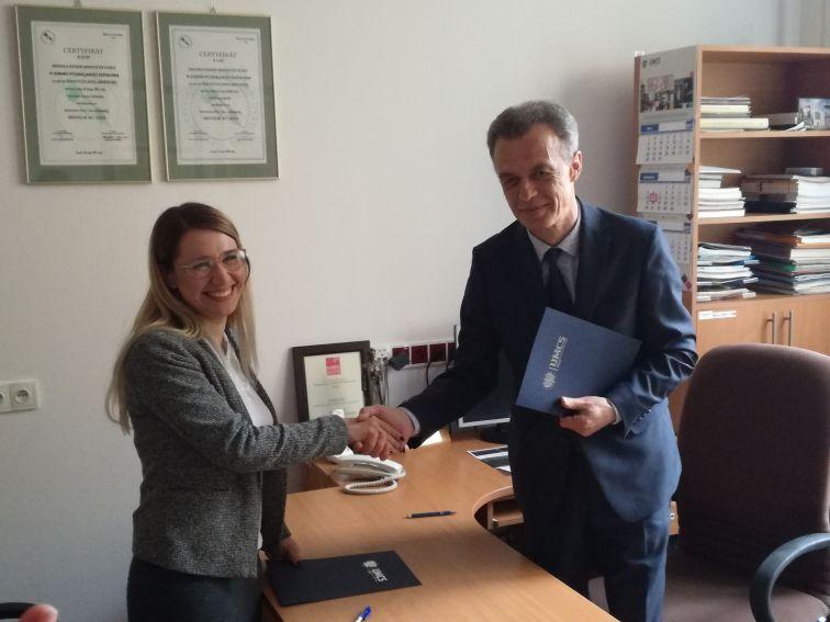 Podpisanie Umowy ze Stowarzyszeniem Świdnik Miasto dla...