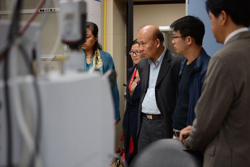 Delegacja chińska na UMCS (3-5.07.2017)