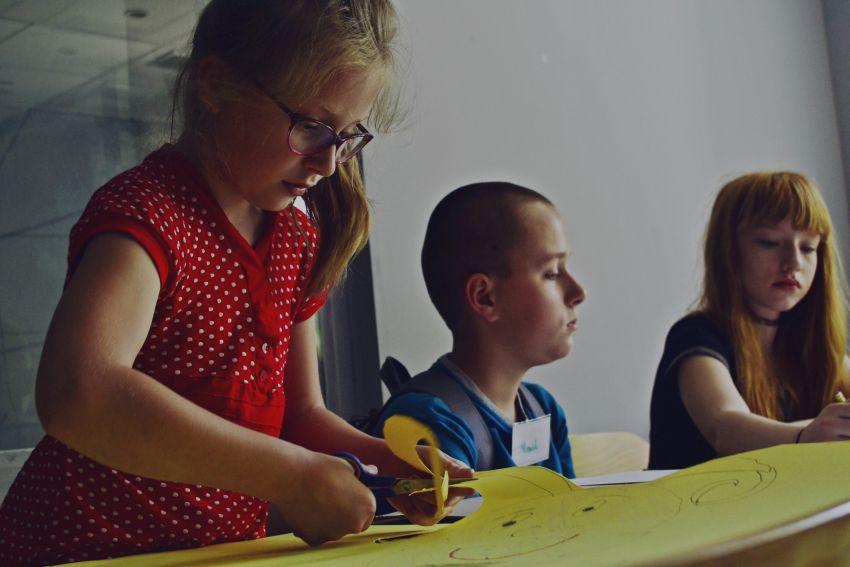 Wakacje z kamerą 2017 - półkolonie dla dzieci w ACK UMCS
