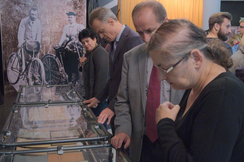 Wystawa  pod patronatem jego Magnificencji Rektora UMCS...