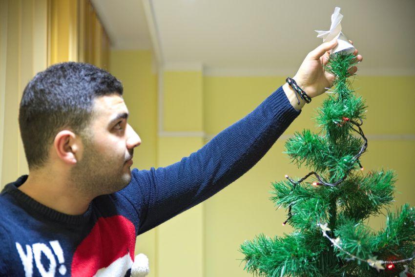 Christmas on campus: International Holidays Gathering 2017