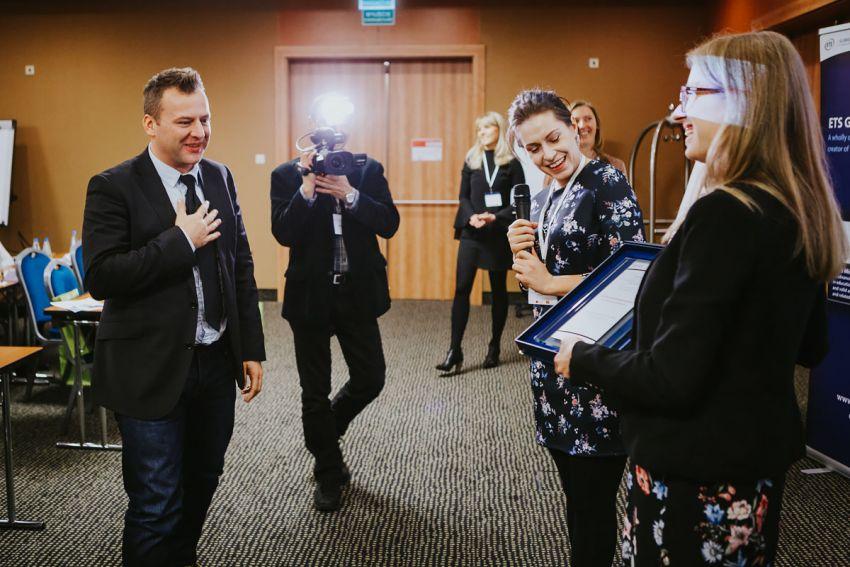 1.12.2017 Fotorelacja - materiały z konferencji ETS GLOBAL