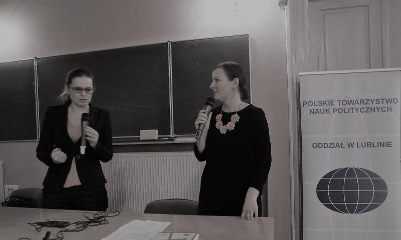 Spotkanie z Barbarą Nowacką
