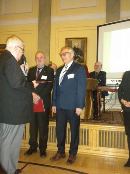 100 lat Polskiego Towarzystwa Geograficznego