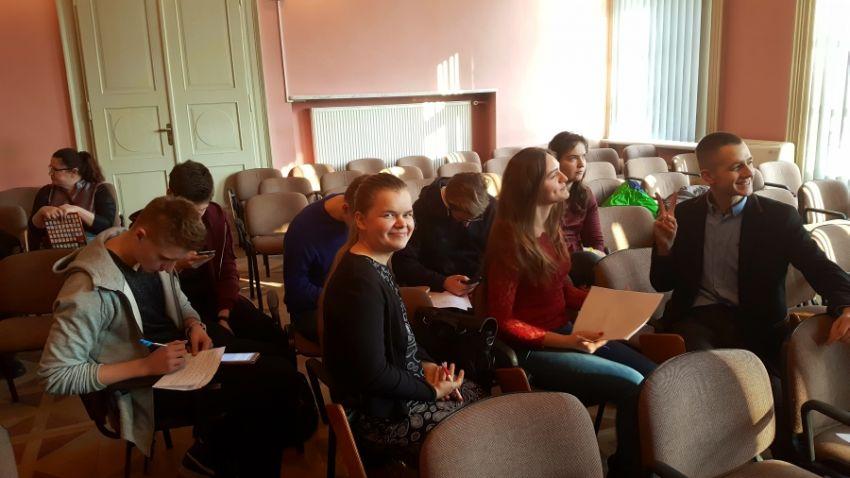 Warsztaty z debat oksfordzkich