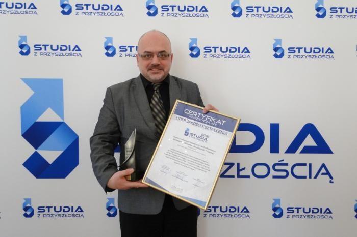 Nowe specjalności z Certyfikatami i Znakami Jakości...