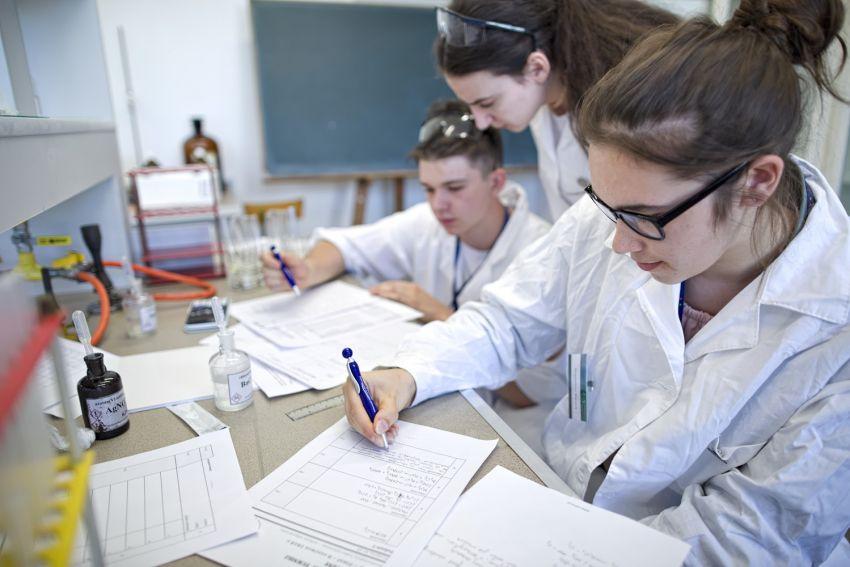 Finał IV Ogólnopolskiego Turnieju All-chemicznego
