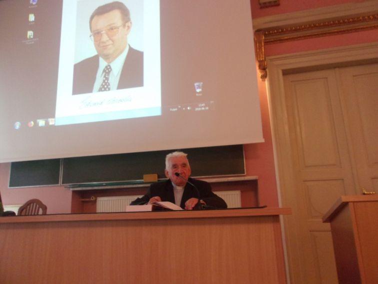 Pamięci Profesora Edwarda Olszewskiego - fotorelacja
