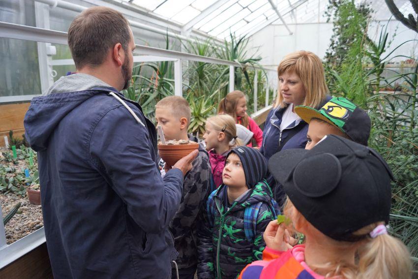 Letnia Akademia Małego Przyrodnika 2018