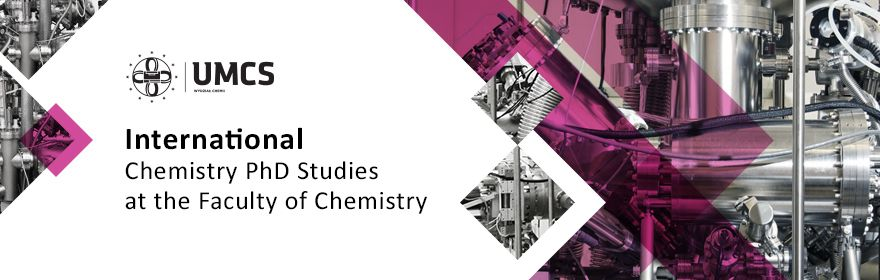 Doctoral Studies in Chemistry Banner