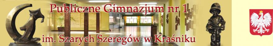 Publiczne Gimnazjum nr 1 im. Szarych Szeregów w Kraśniku