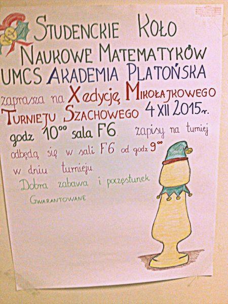 Turniej szachowy - 4.12.15 r..jpg