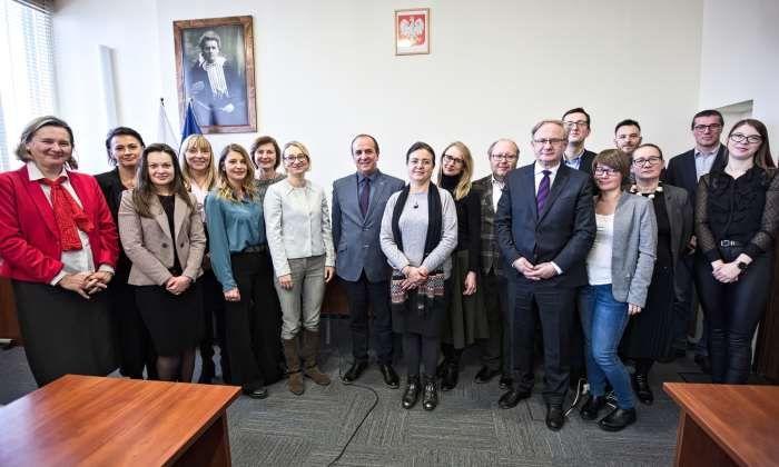 Zdjęcie z posiedzenia Zespołu Strategicznego, fot. Bartosz Proll.jpg